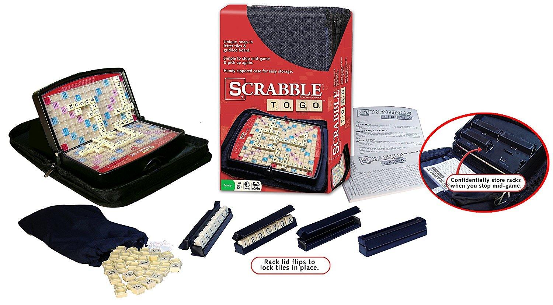 Scrabble-to-Go