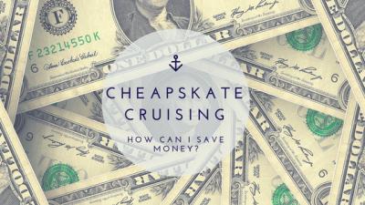 Cheapskate cruising