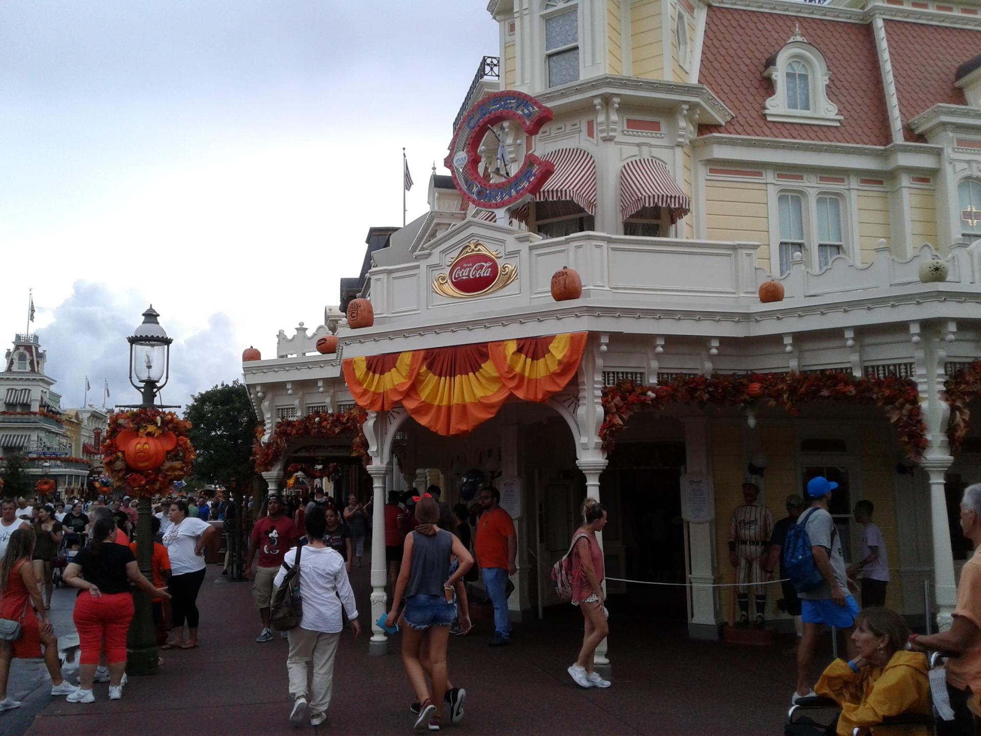 Disney Main Street