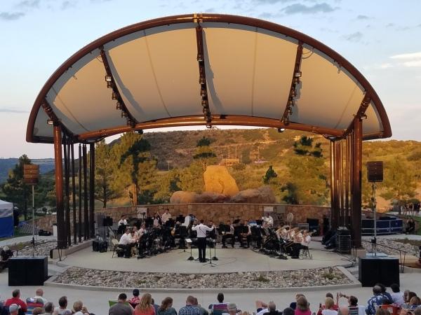 Colorado Symphony, Philip S Miller Park