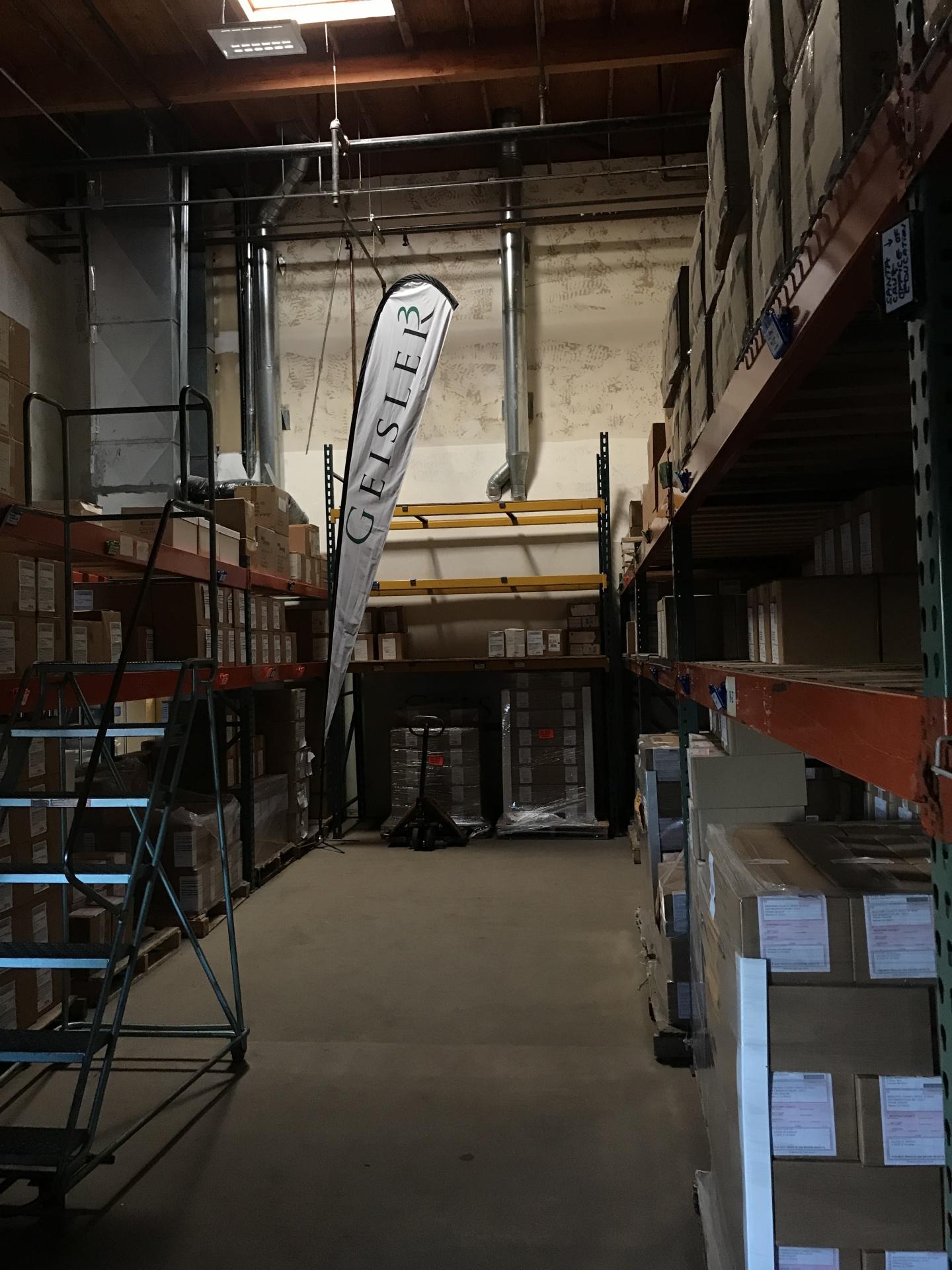 Geisler3 Warehouse