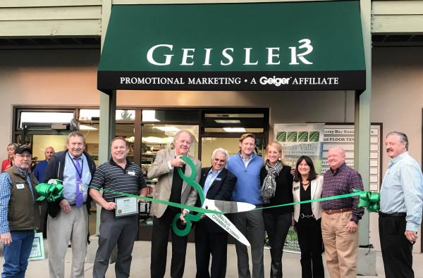 Geisler3 Salinas Valley Chamber Ribbon Cutting