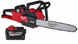 """M18 FUEL 16"""" CHAINSAW - 12.0 AH BATTERY"""