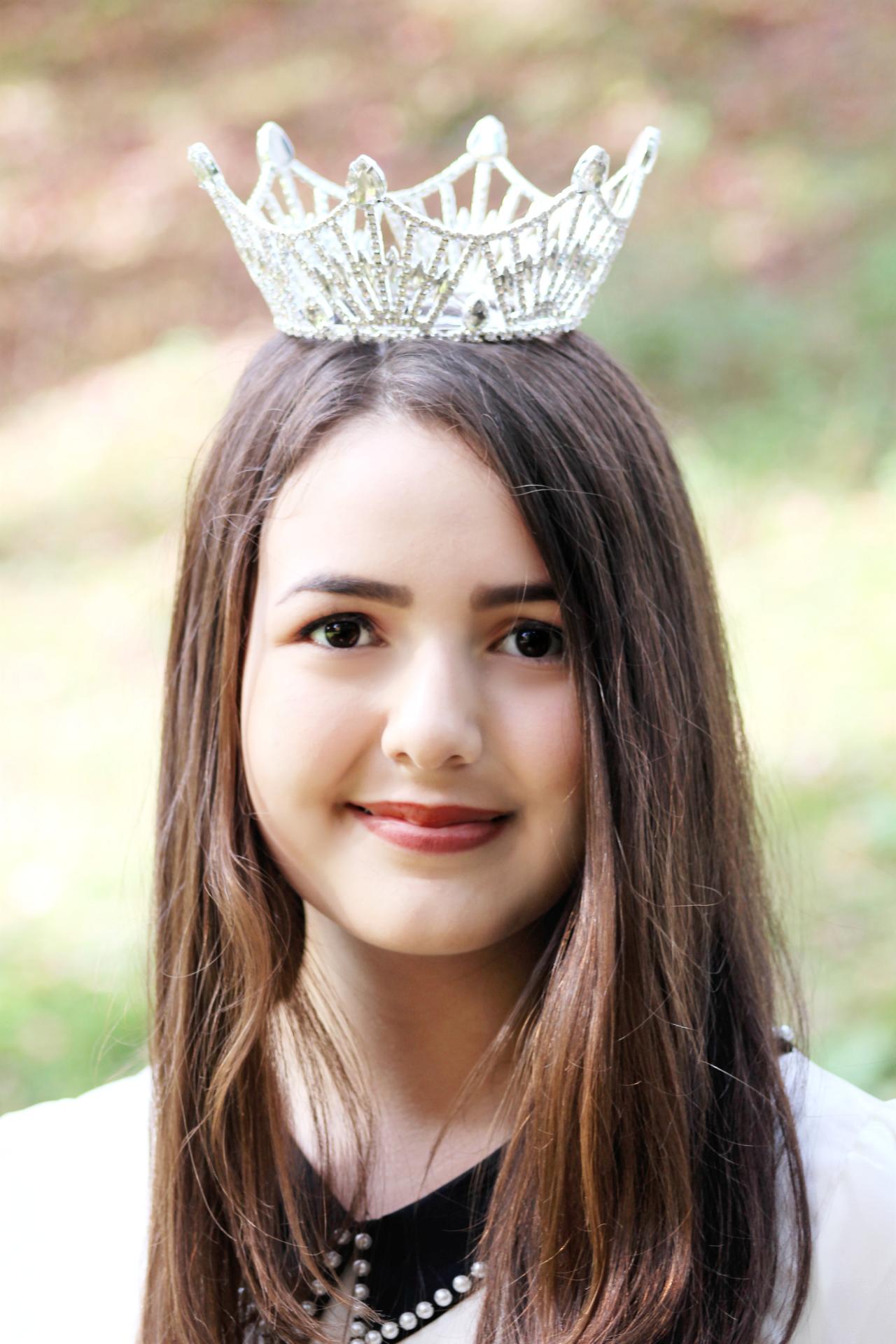 Miss New York Junior High School America