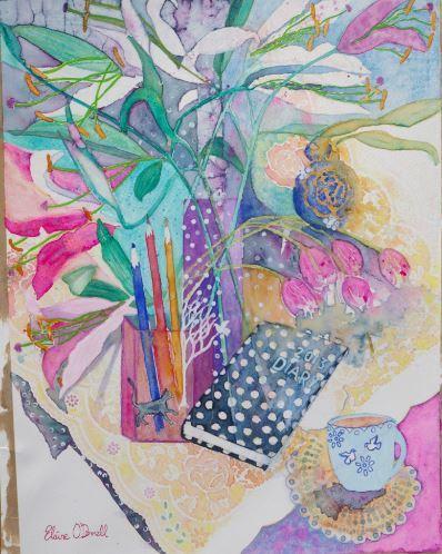Pencil in the Dream. £200.00