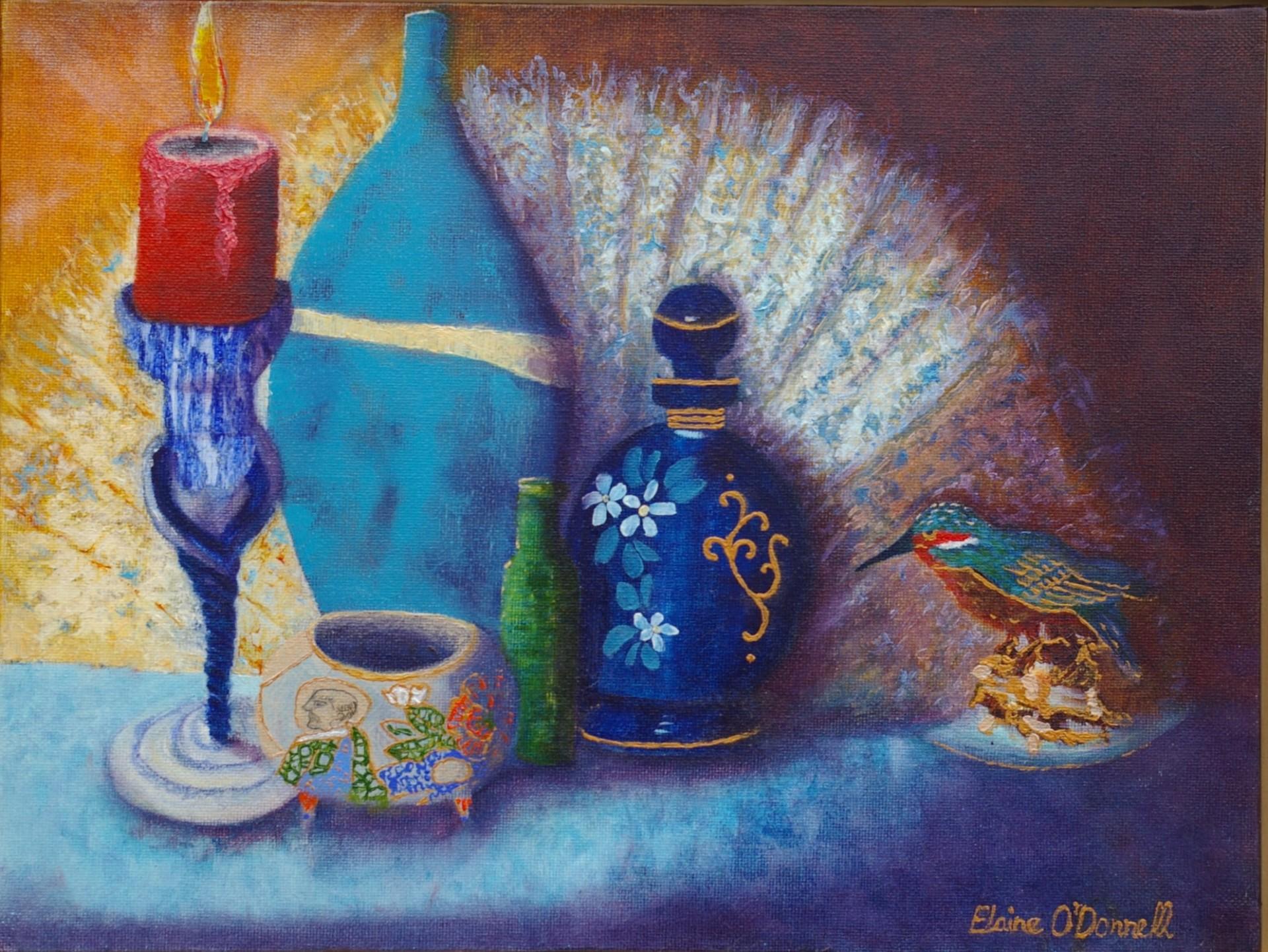 Still Life in Blue. £120.00
