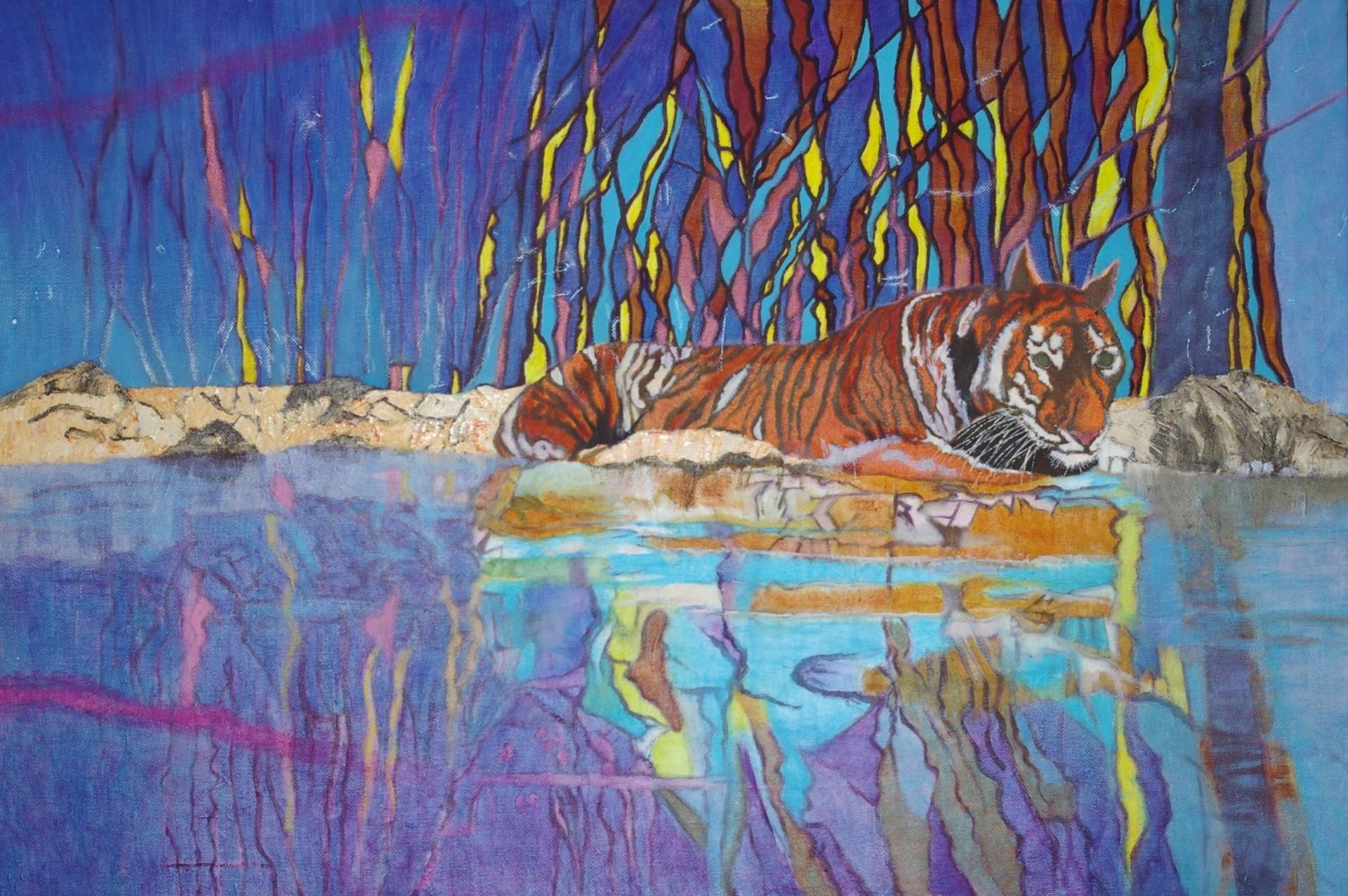 tiger burning bright sold