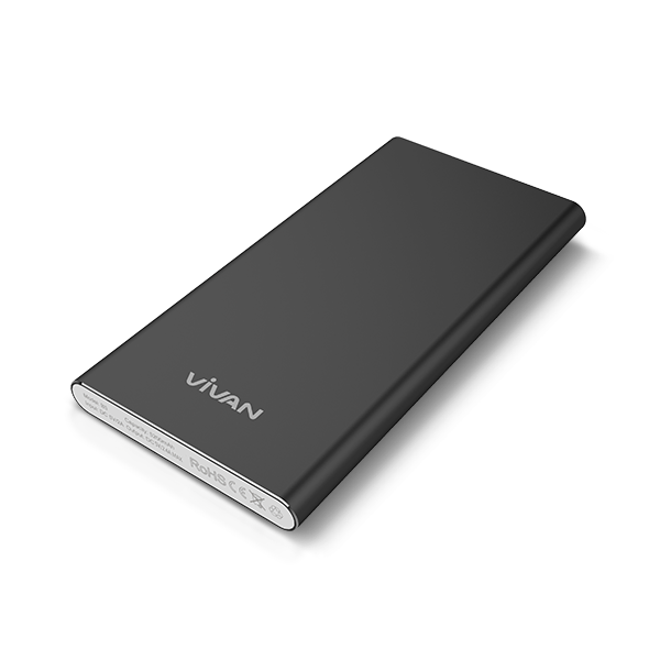 VIVAN, POWERBANK, POWER BANK, 1000mAh, Fastcharging