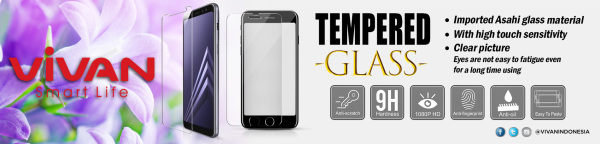 VIVAN, VIVAN Tempered Glass, tempered Glass
