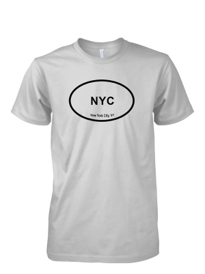 Oval NYC T-Shirt