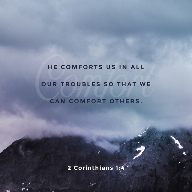 Be A Comfort