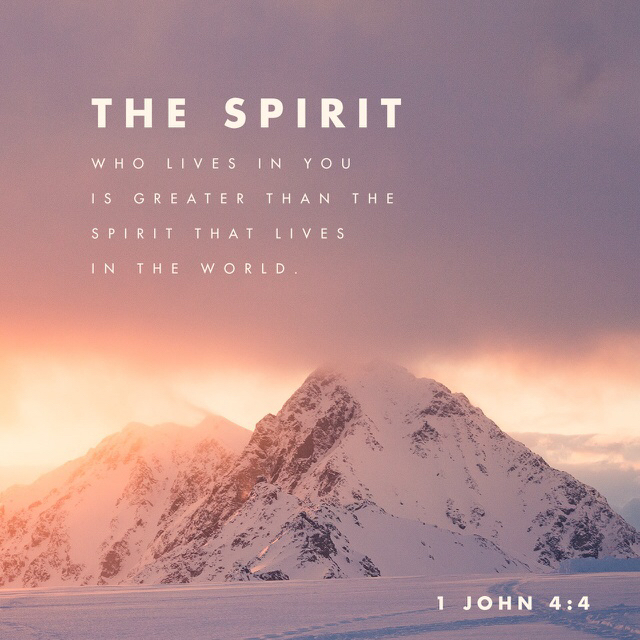 The Greater Spirit