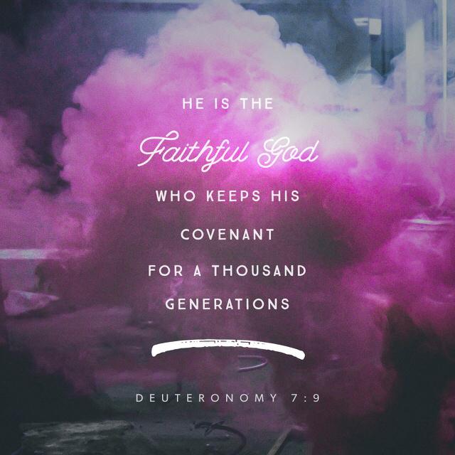 Always Faithful!