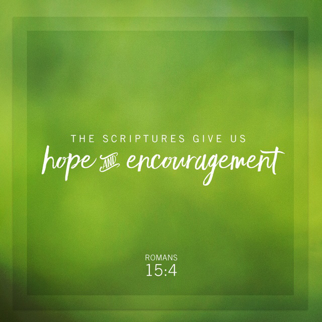 Hope And Encouragement