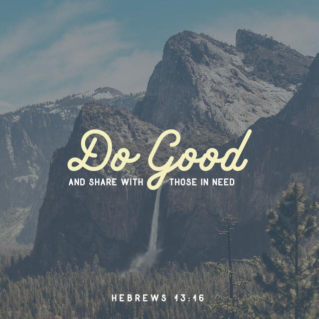 Do Good!