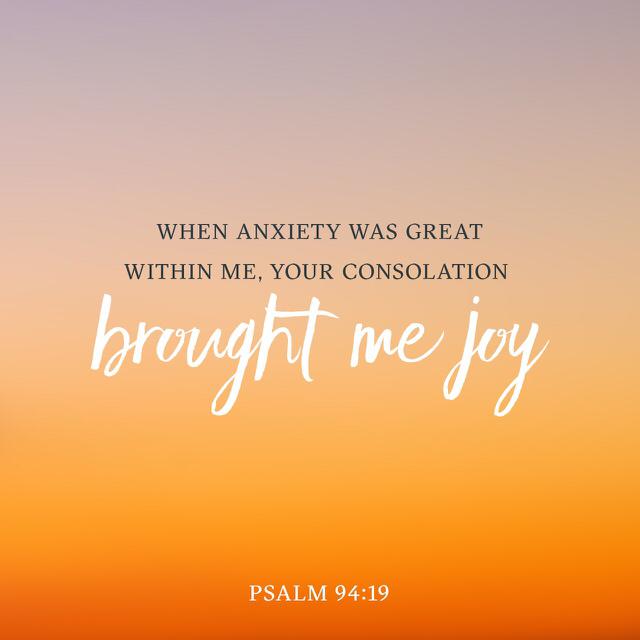 A Consoling Joy