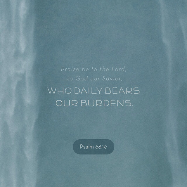 He Who Bears Our Burdens