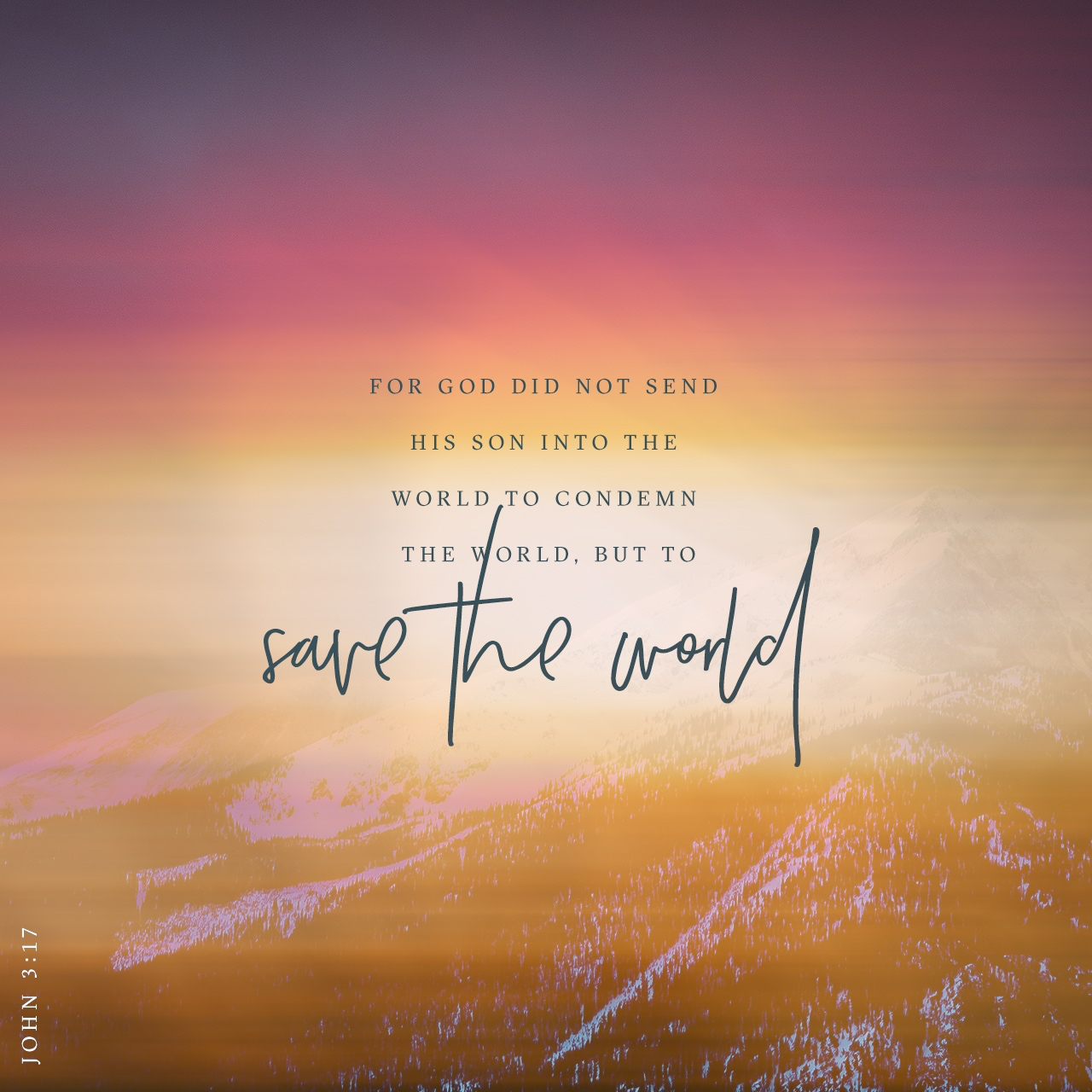 Saved, Not Condemned