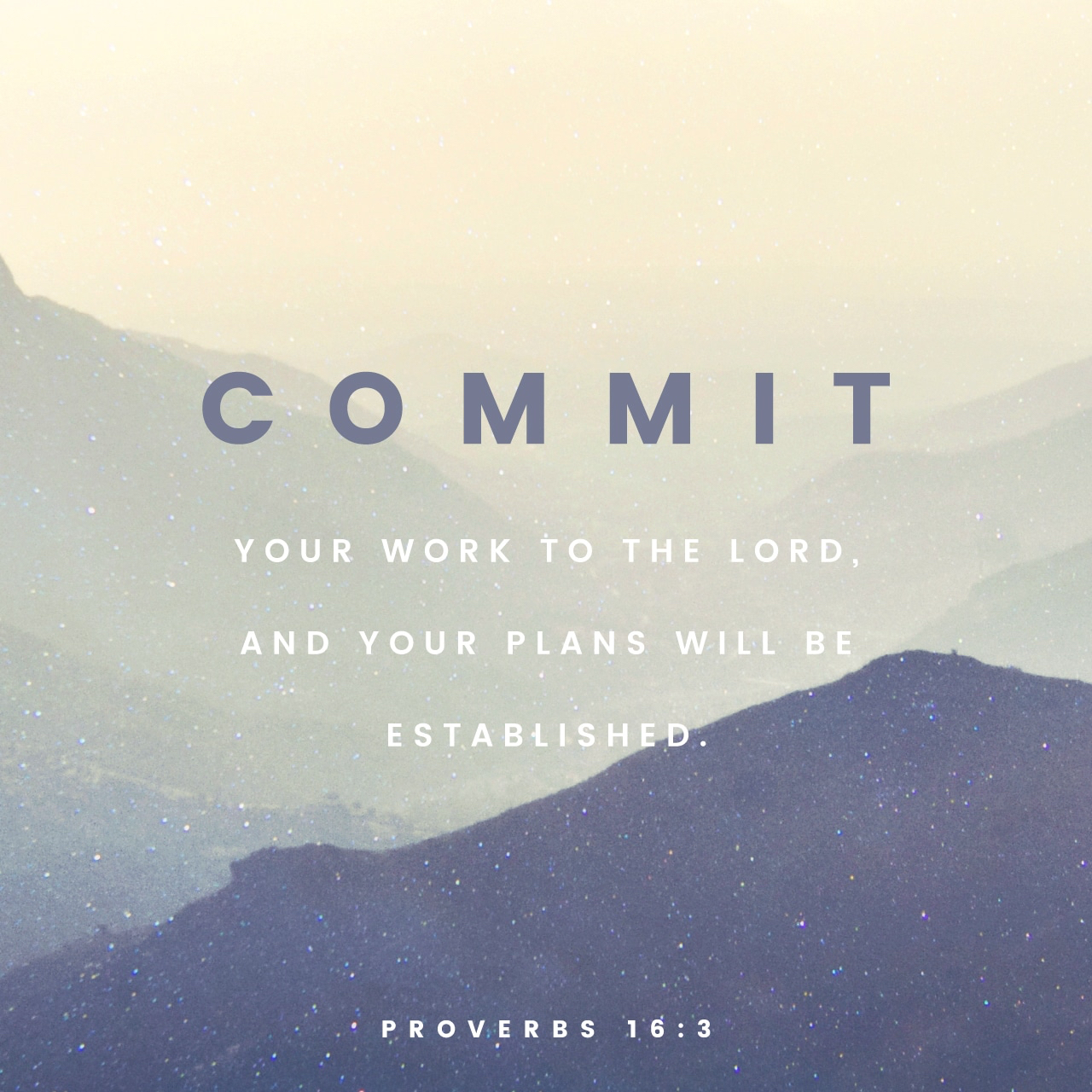 Commit Your Work