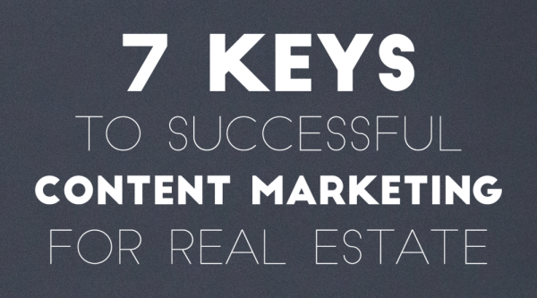 Content Marketing For Real Estate-7 Tips For Getting Real ROI