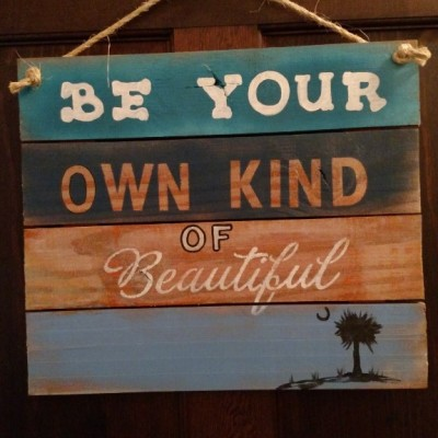 BE YOUR