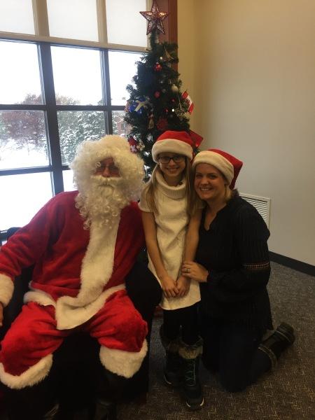 Treats with Santa