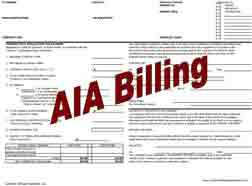 AIA BILLING