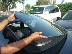 Auto Glass Repair in La Palma