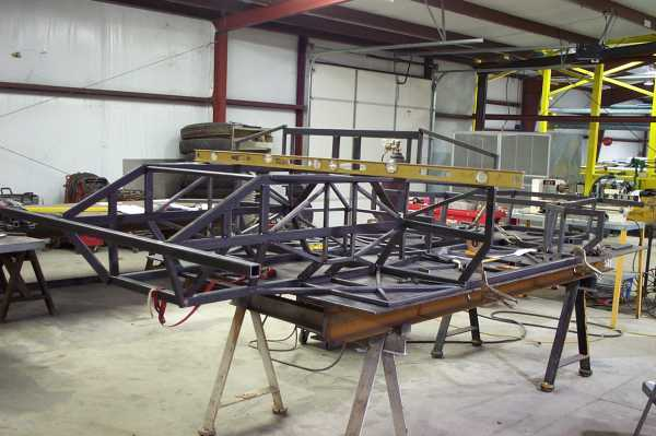 Lambo Kit Car Chassis