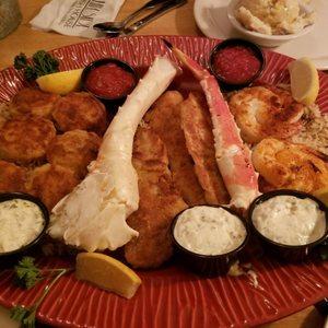 The Hurrican Platter