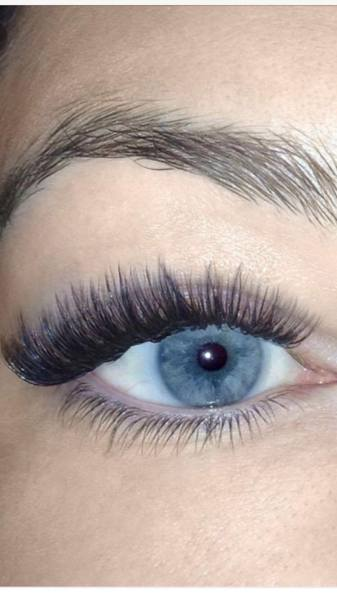 lash extension 3d