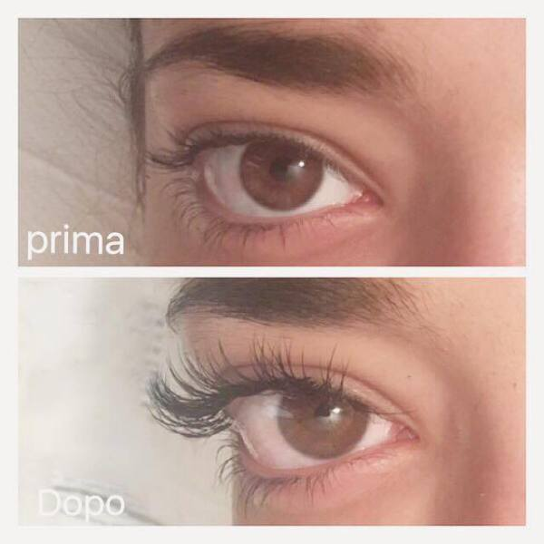 lash extension by elena milan