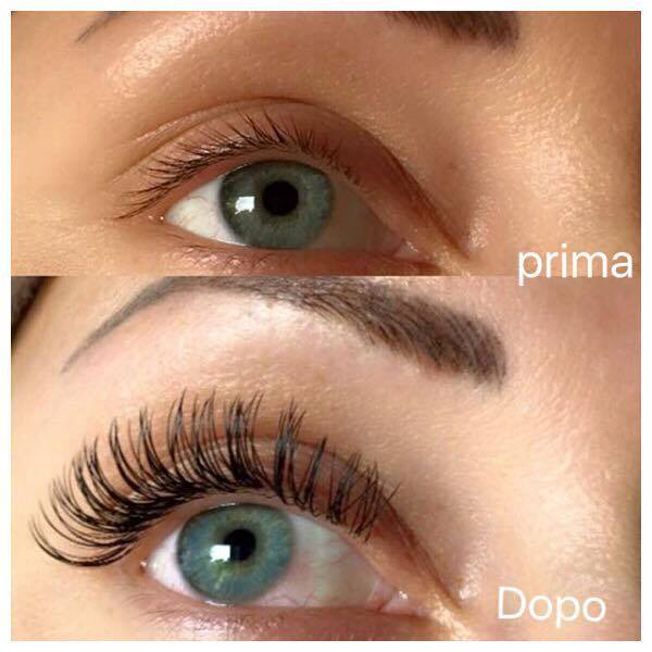lash extension Milan