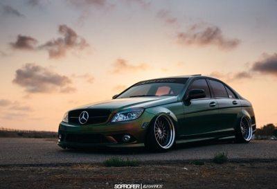 CrissG Mercedes Benz