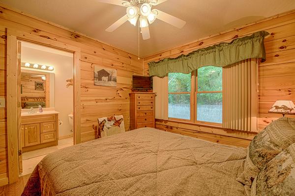 Bedroom #1 Upstairs