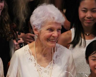 Millette Alexander, pianist