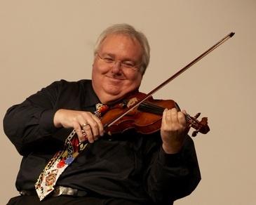 Steven Rochen, violinist