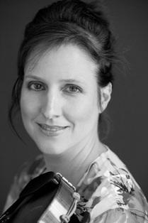 Katie Lansdale, violinist