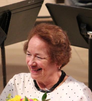Rita Lapcevic, pianist