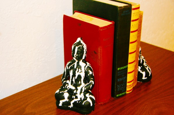 Black Bookends