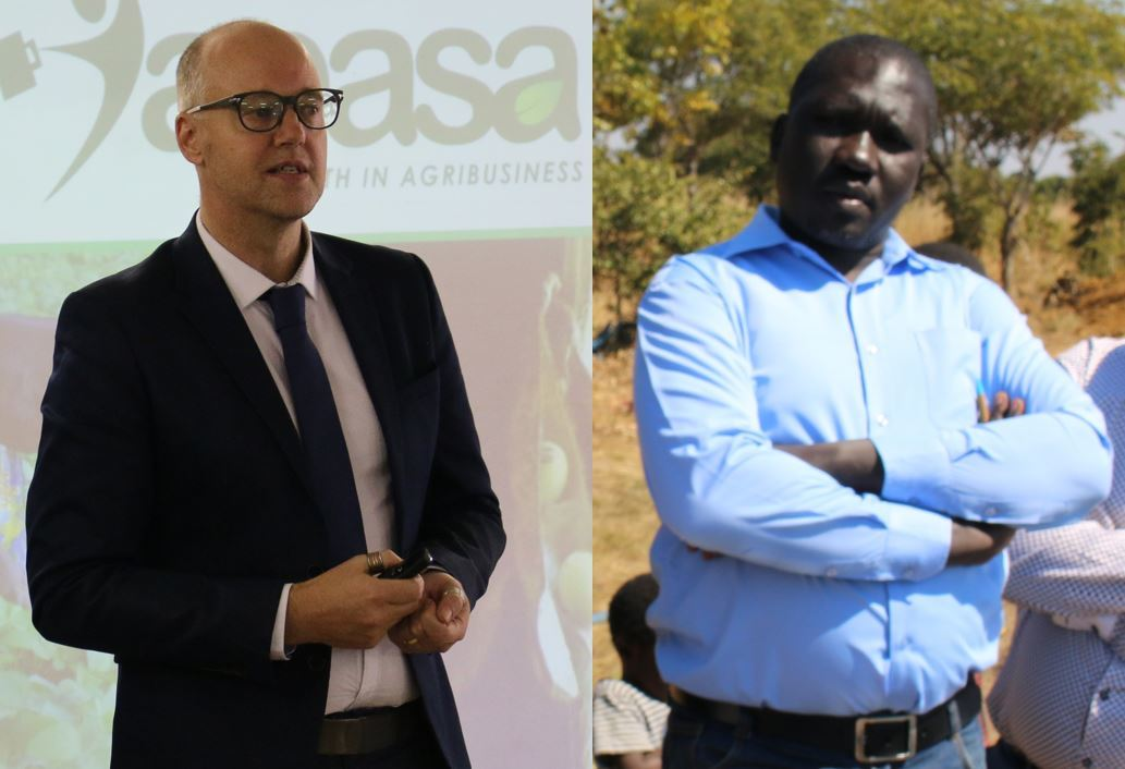 Yapasa: Developing youth-led enterprises in rural areas of Zambia