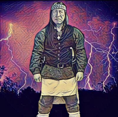 Robert Redfeather Mescalero Apache