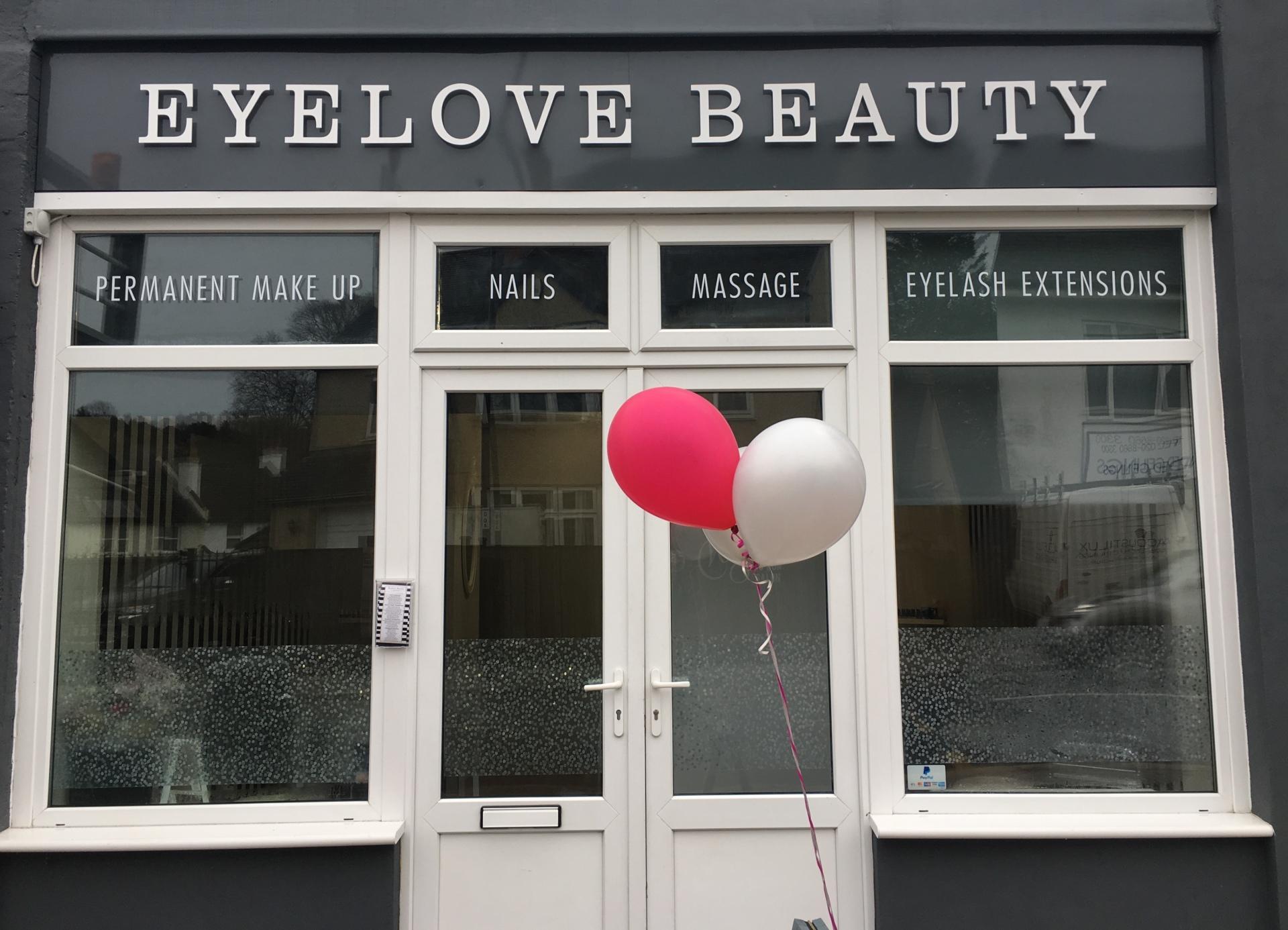 Eyelove Beauty Purley Salon