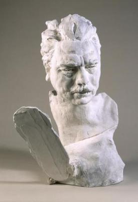 Henry Becque (Bust)