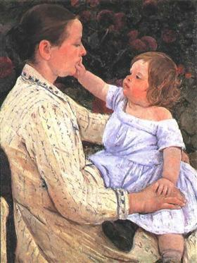 The Child`s Caress