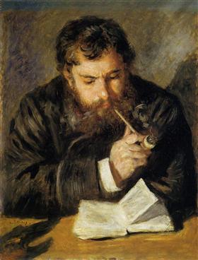 Claude Monet (The Reader)