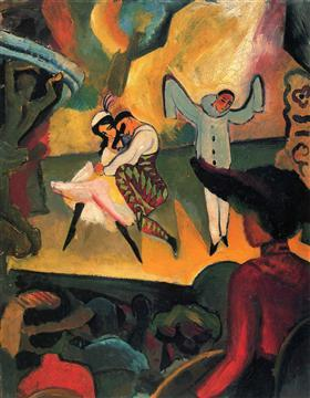 Russisches Ballett (I)