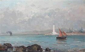 Lighthouse of Marseille