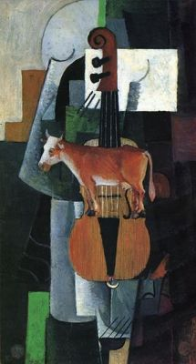 Cow and Fiddle