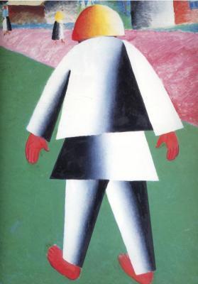 Malevich - Boy